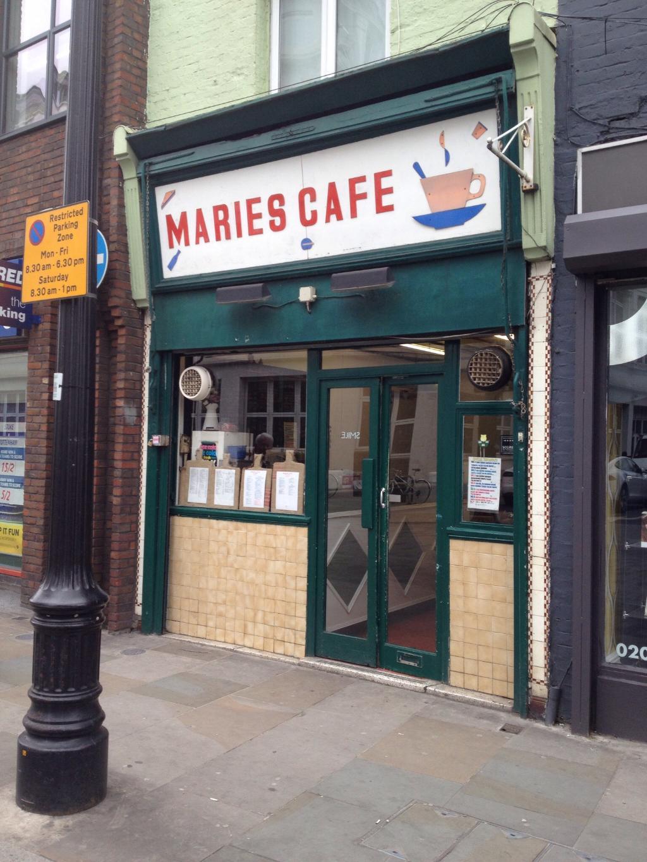 Maries Cafe - Thai BYOB Restaurant in Waterloo