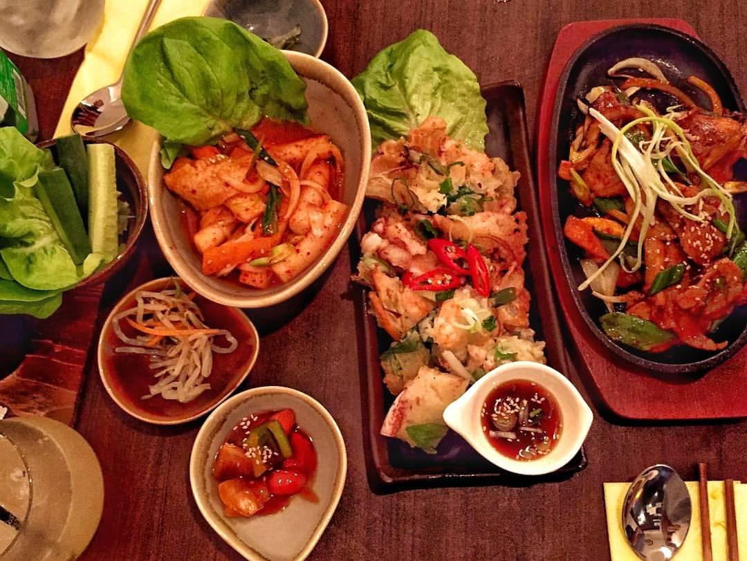 Korean BYOB Restaurant