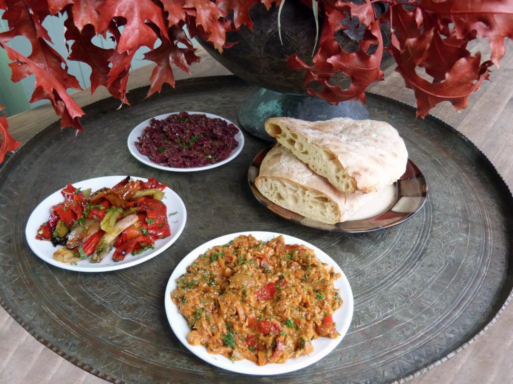 Delicious Georgian cuisine at Little Georgia